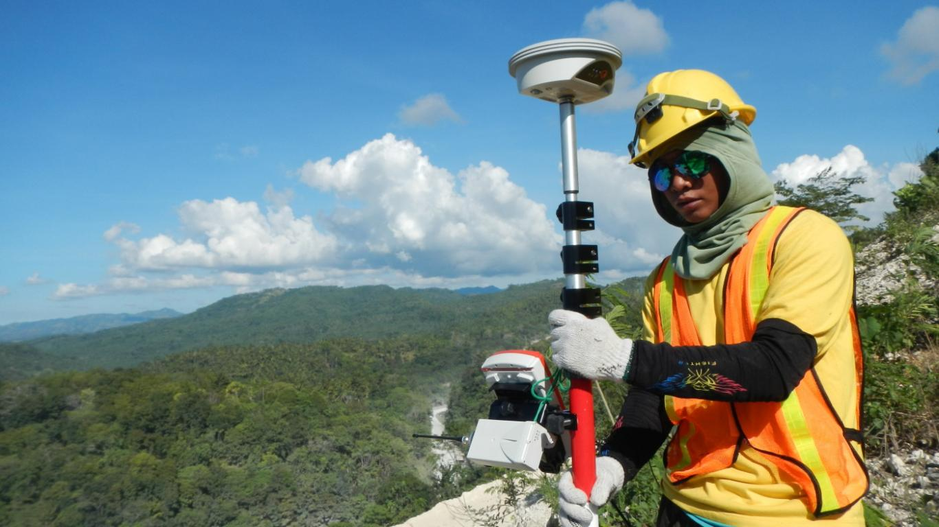 Worldwide Surveying